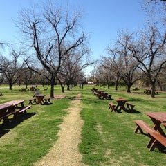 Photo taken at The Farm at South Mountain by Craig M. on 3/12/2013