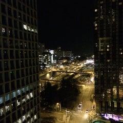 Photo taken at Hilton Seattle by Elaine S. on 1/17/2015