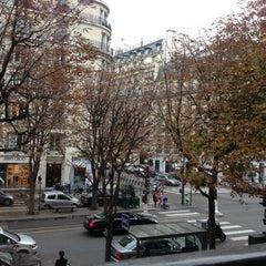 Photo taken at Avenue Montaigne by Jaime N. on 10/19/2012