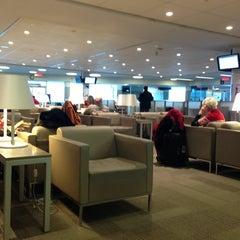 Photo taken at Billy Bishop Toronto City Airport (YTZ) by Mark S. on 3/19/2013