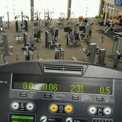 Photo taken at LA Fitness by Dana H. on 4/20/2013