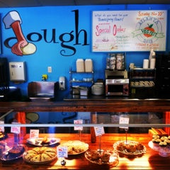 Photo taken at Dough Bakery by Brett R. on 11/2/2012