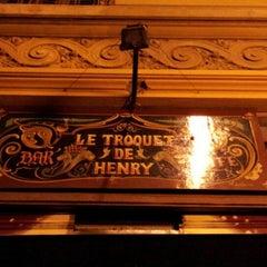 Photo taken at Le Troquet De Henry by Javi Q. on 9/24/2012