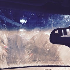 Photo taken at Scrub-A-Dub Car Wash and Oil Change by Victoria W. on 3/10/2015