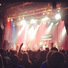 Photo taken at House of Blues by LJ H. on 9/29/2012