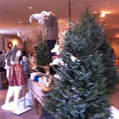 Photo taken at Anthropologie by Thomas J. on 12/1/2012