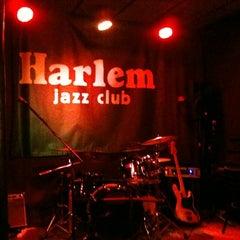 Photo taken at Harlem Jazz Club by Deniz S. on 11/30/2012