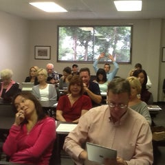 Photo taken at Orange County Association of REALTORS®-Huntington Beach by Anthony B. on 10/2/2013