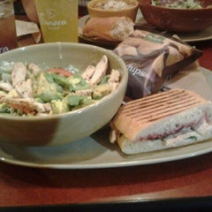Photo taken at Panera Bread by Rob h. on 10/28/2012