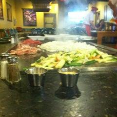Photo taken at Osaka Japanese Restaurant by Shannon on 10/24/2012