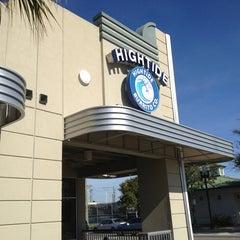 Photo taken at Hightide Burrito Co. by Jacksonville B. on 12/27/2012