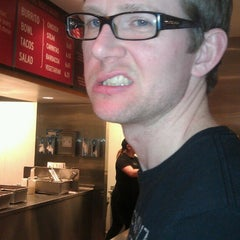 Photo taken at Chipotle Mexican Grill by Shawn B. on 3/22/2013