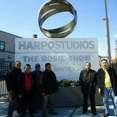 Photo taken at Harpo Studios by C1 W. on 10/17/2015