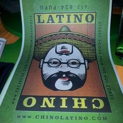 Photo taken at Chino Latino by J R G. on 4/8/2013