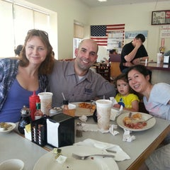 Photo taken at Twin Donuts by Matt W. on 6/1/2013