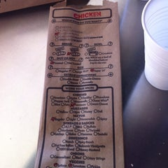 Photo taken at Which Wich? Superior Sandwiches by Margaret D. on 8/10/2014