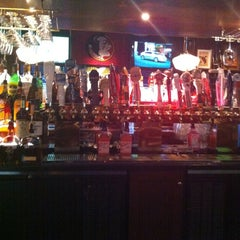 Photo taken at BlackFinn American Grille by Kellie N. on 10/28/2012