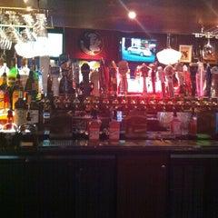 Photo taken at BlackFinn American Grille by Kellie N. on 10/28/2012