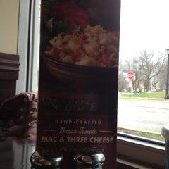 Photo taken at Corner Bakery Cafe by Lorette L. on 4/19/2013