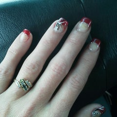 Photo taken at Art Nails by Tracie L. on 11/9/2012