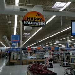 Photo taken at Walmart Supercenter by Val J. on 9/29/2015