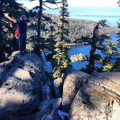 Photo taken at Desolation Wilderness by Brian M. on 11/1/2013