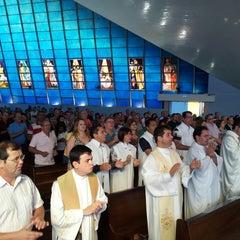 Photo taken at Igreja Nossa Senhora das Graças (Casa do Garoto) by Ivo L. on 11/9/2013