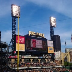 Photo taken at PNC Park by Joshua S. on 5/31/2013