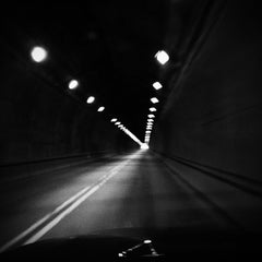 Photo taken at Liberty Tunnel by Joshua S. on 3/28/2014