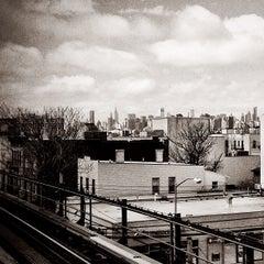 Photo taken at MTA Subway - Astoria/Ditmars Blvd (N/Q) by Jared S. on 4/16/2013
