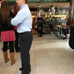 Photo taken at Starbucks by Kristin B. on 4/3/2013