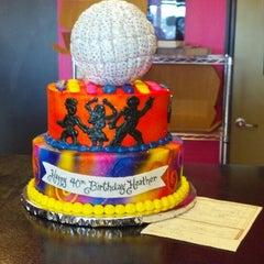 Photo taken at HaliHannigan's Cupcakery by Brandy S. on 2/23/2013