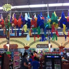 Photo taken at El Rancho Supermercado by Ladybug404 on 8/3/2013