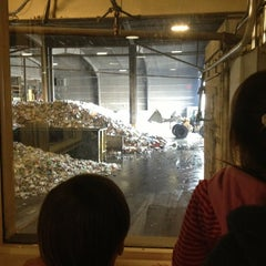Photo taken at CT RRA Trash Museum by Chris P. on 3/8/2013