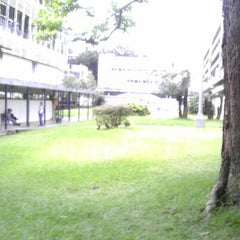 Photo taken at University of Mauritius by Ivan T. on 2/12/2013