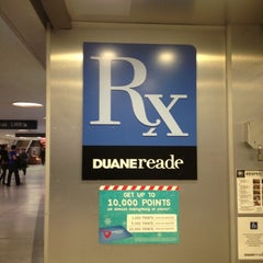 Photo taken at Duane Reade by 🐶Colleen C. on 11/29/2012