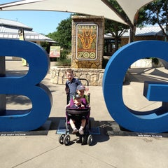 Photo taken at Dallas Zoo by Sean on 5/13/2013
