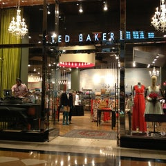 Photo taken at Ted Baker by Lollie S. on 5/17/2013