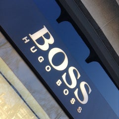 Photo taken at BOSS Store by Mathieu R. G. on 3/16/2014