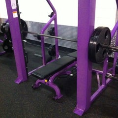 Photo taken at Planet Fitness by Tony H. on 10/5/2013