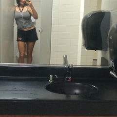 Photo taken at LA Fitness by Gemma v. on 7/14/2015
