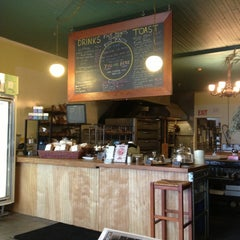 Photo taken at 5 Points Bakery & Toast Cafe by MacKintosh B. on 2/15/2013