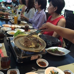 Photo taken at Korean House by Jeannette L. on 12/8/2014