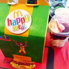 Photo taken at McDonald's - ماكدونالدز by Ryan R. on 3/13/2015