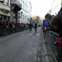 Photo taken at Smedenstraat by Jos V. on 3/31/2013
