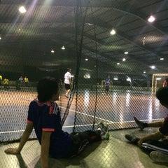 Photo taken at JPS Futsal Ampang by Pojan M. on 12/5/2014