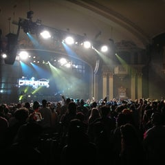 Photo taken at State Theatre by Masha Y. on 11/15/2012