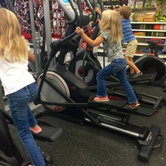 Photo taken at Academy Sports + Outdoors by Stefanie S. on 10/17/2015