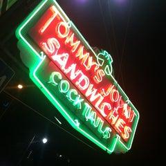 Photo taken at Tommy's Joynt by André M. on 9/21/2013