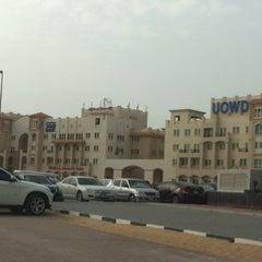 Photo taken at Knowledge Village قرية المعرفة by Rami N. on 1/10/2013